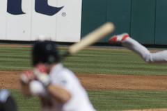 Jake Thomas takes a cut 001 (mwlguide) Tags: leagues midwestleague baseball lansing ballpark ballyard may nikond500 lansinglugnuts peoriachiefs 3587 michigan nikon d500 2017