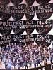 "Fraternité contre la police politique INSTALLATION <a style=""margin-left:10px; font-size:0.8em;"" href=""http://www.flickr.com/photos/78655115@N05/33609094333/"" target=""_blank"">@flickr</a>"