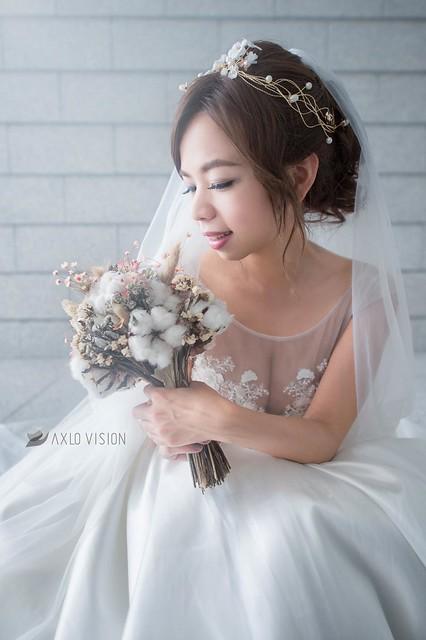 台南自助婚紗 奇美博物館婚紗_003