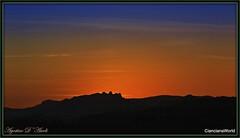 Tramonto di Maggio - 2017 (agostinodascoli) Tags: landscape nature texture paesaggi sunset tramonto cianciana sicilia nikon nikkor maggio
