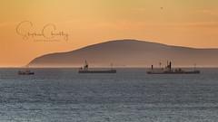 Heavy Vessels (Starman_1969) Tags: baycliff blackpool boats cumbria dredger irish morecambe seascale
