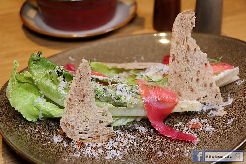 意舍酒店AMBA Que原木燒烤餐廳092