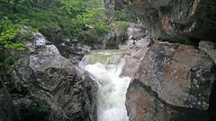 Soffia Gorge - Dolomiti Bellunesi National Park (ab.130722jvkz) Tags: italy veneto alps easternalps dolomites montidelsole mountains misvalley waterfalls