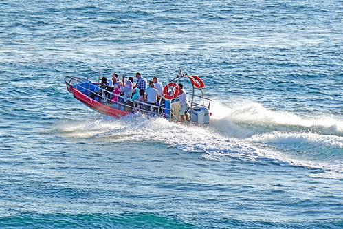 Israel-05162 - Tourist Boat