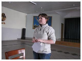 09.02.2012. - Warsztaty pantomimy - Tychy