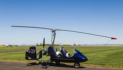 G-CIDF MTO Sport, Scone (wwshack) Tags: albaairsports egpt gyro gyrocopter mtosport psl perth perthairport perthshire rotorsport scone sconeairport scotland autogyro gcidf