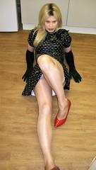 Request From Martyn 2 (Miss Nina Jay) Tags: trannie heels