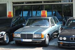 Mercedes-Benz W123 (rvandermaar) Tags: mercedesbenz w123 mercedesbenzw123 mercedes mercedesw123 taiwan