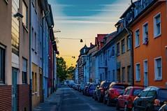 Neckarstadt Sunset (leon17510) Tags: sunset colours fd50 14 sony nex5r beautiful lightroom