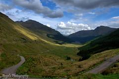 DSC_0046 -1awm (Polleepops) Tags: argyll lochlomond lochs clouds cloudporn bridges river water hills landscape
