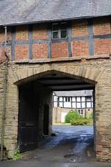 Ludford House (Badly Drawn Dad) Tags: gbr ludlow shropshire unitedkingdom ludford geo:lat=5236271718 geo:lon=271773219 geotagged overtonroad