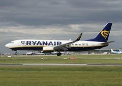 Ryanair                                    Boeing 737                                      EI-FZT (Flame1958) Tags: ryanair ryanairdelivery boeing737 b737 737 b7378 b7378as eifzt dub eidw dublinairport 0517 2017 6673 170517