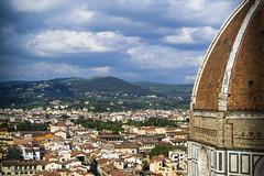 Florenz (marko-DD) Tags: florenz toskana firenze tuscany dom berge hill mountain landscape landschaft wolken cloud stadt town italien italy