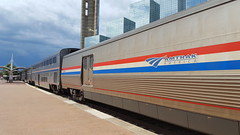 Sights from Amtrak from St. Louis, MO to Austin, TX - May 2017