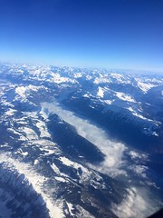 Switzerland (2015) (alexismarija) Tags: mountains switzerland winter snow flying plane views sky alps swissalps thealps