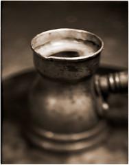 Coffee (Valentine Kleyner) Tags: wista wollensak film 4x5 lf stilllife