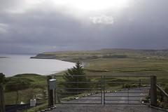 To the Village (chris.ph) Tags: light scotland landscape clouds village path gate shoreline isleofskye canon 6d ef24105mmf4lisusm