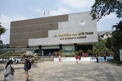 Vietnam - Ho Chi Minh City - War Museum (Alf Igel) Tags: vietnam saigon hochiminhstadt hochiminhcity warmuseum kriegsmuseum vietnamwar vietnamkrieg war krieg