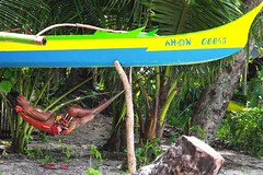 BS0I6846 (jeridaking) Tags: fisherman rest sleep hammock boat outrigger trees relax relaxing life simple tibo abuyog leyte occupation beach pinoy canon 70200 ralph matres jeridaking fortheloveofphotography