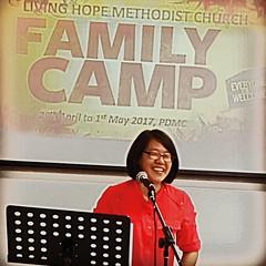 Pastor's portrait familycamp
