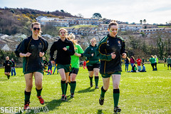 2017:03:25 13:01:31 (serenbangor) Tags: 2017 aberystwyth aberystwythuniversity bangoruniversity seren studentsunion undebbangor varsity rugby rugbyunion sport womens