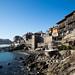 Cidade costeira do Mar Negro