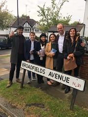 Enfield Southgate with David Burrowes MP