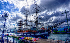 HDR ship (fergor100) Tags: none hdr