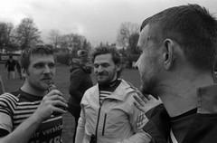 Rugby game aftermath (Alexander ✈︎ Bulmahn) Tags: bremen 1860 rugby union zweite bundesliga nord monochrome black white chm 400 xelriade