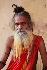 Sadhu (._-Patrick-_.) Tags: kamakhya temple sadhu guwahati india northeast northeastindia assam canon 5d 5diii 2470