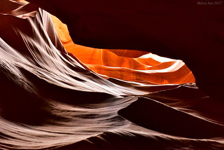 Colors and Its Structure|Upper Antelope Canyon, Arizona