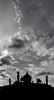 mosque (abtabt) Tags: malaysia sarawak kuching architecture building mosque d7001835g muslin silhouette sky roof masjid muslim islamic islam dome round circle minaret borneo