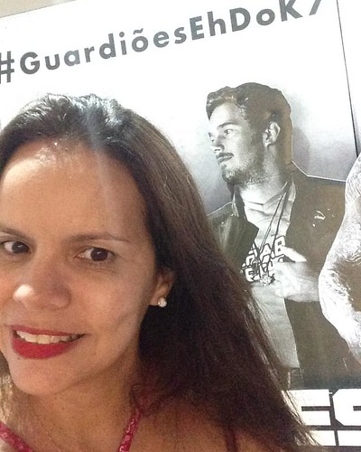 Hoje finalmente vou ver #movie #guardiansofthegalaxy #cinema #me #nofilter