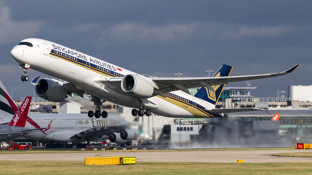 The world 39 s newest photos by airpower flickr hive mind for Singapore airlines sito italiano