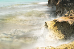 Mallorca (Pe Wi ...off on Holiday...Lago di Ledro/ Trentino ) Tags: mallorca bucht langzeitbelichtung urlaub outdoor spain insel faszinationmeer