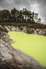 Nouvelle Zélande 2017 (ArmoNelga) Tags: newzealand waiotapu landscape geothermal devilsbath