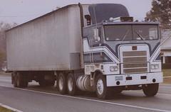 Marmon COE on Rt 30 (PAcarhauler) Tags: marmon coe semi truck trailer tractor