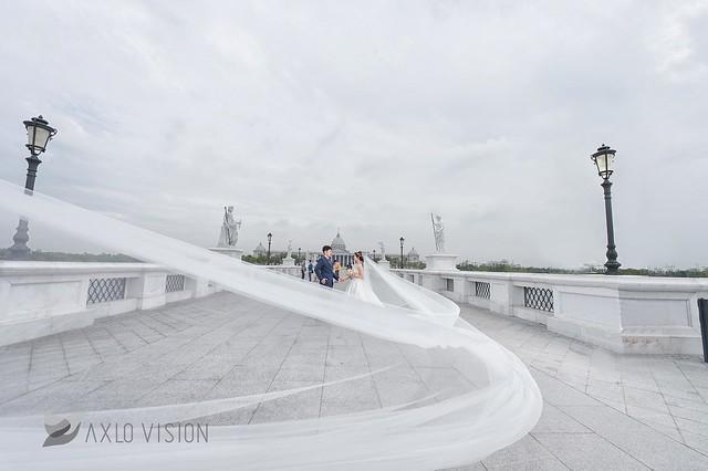 台南自助婚紗 奇美博物館婚紗_002