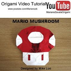 Mario Mushroom - Mike Luo (Mariano Zavala B) Tags: mario mushroom mike luo bross sepa hongo