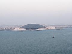 Abu Dhabi Port (World Spotter) Tags: abudhabi vereinigtearabischeemirate ae scheichzayidmoschee scheichzayid moschee vae outdoor nikon nikon7000 tamron schiff ship sigma cruise cruiseship kreuzfahrt kreuzfahrtschiff