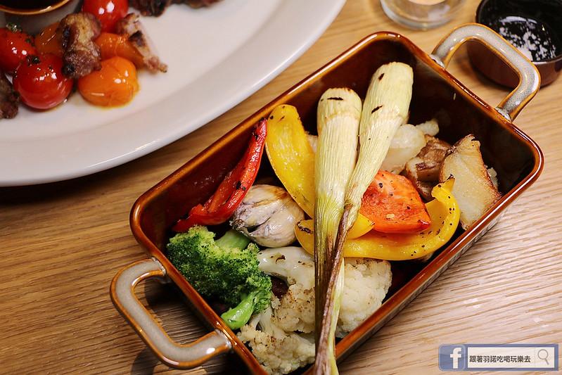 意舍酒店AMBA Que原木燒烤餐廳107