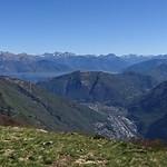 Panorama vom Gipfel Monte Ferraro thumbnail