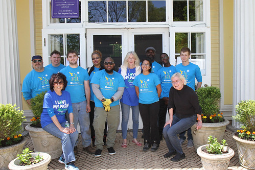 JHC and Con Edison Volunteers