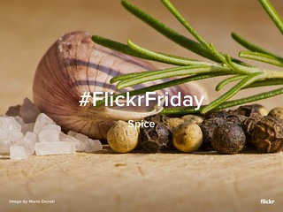 Flickr Friday - Spice