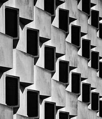 Rhythm in black (jefvandenhoute) Tags: belgium belgië belgique gent ghent light shapes shadows sony photoshopcs6 rtt