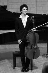 """FERMÍN VILLANUEVA, CELLO & MIZUKI WAKI, PIANO - JUEVES 4 DE MAYO´17 - CICLO JUVENTUDES MUSICALES - AUDITORIO """"ÁNGEL BARJA"""" DEL CONSERVATORIO DE LEÓN (juanluisgx) Tags: leon spain music musica cello violoncello ferminvillanueva mizukiwaki conservatoriodeleon auditorioangelbarja universidaddeleon juventudesmusicales jeunessesmusicales 4517"""