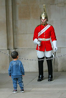Sentry and Child! [Explored!]