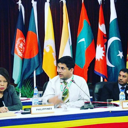 United Nations Regional Conference at Paro, Bhutan, representing the Government of Pakistan