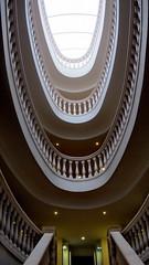Etasjeskiller -|- Etages & stairs (erlingsi) Tags: floors mallorca etages elipse handrails handre