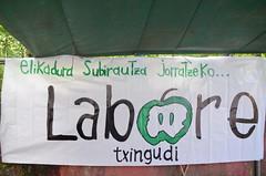 Labore Txingudi zabalik